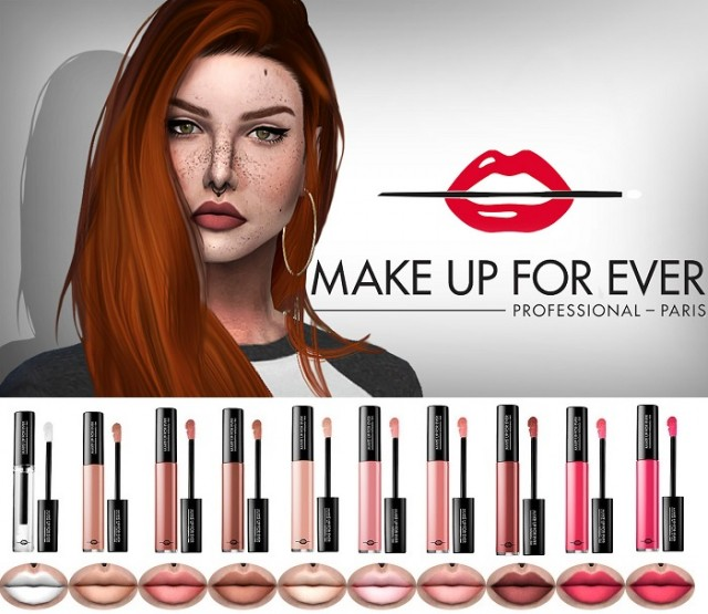 MAKE UP FOR EVER Artist Plexi-Gloss by FIGHTLIKEASIMS