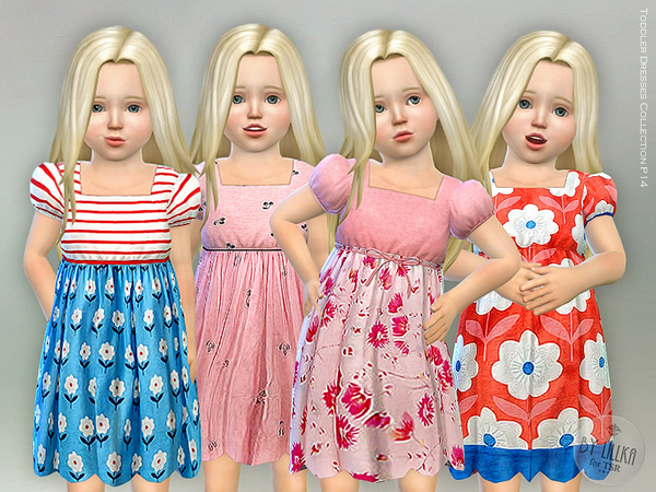 Toddler Dresses Collection P14 by lillka