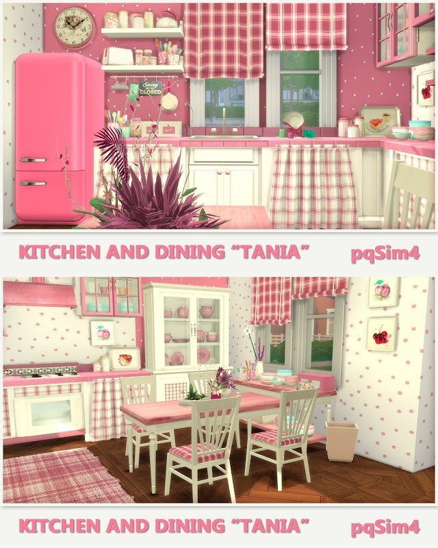 Kitchen and Dining Tania by pqSim4