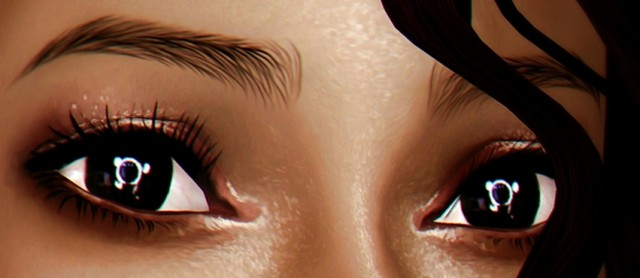 Jackie contacts (Unisex) by Alhajero