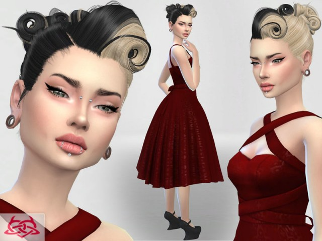 Psychobilly Set 4 by Colores Urbanos