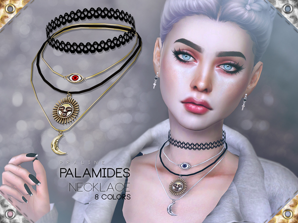 Palamides Necklace by Pralinesims