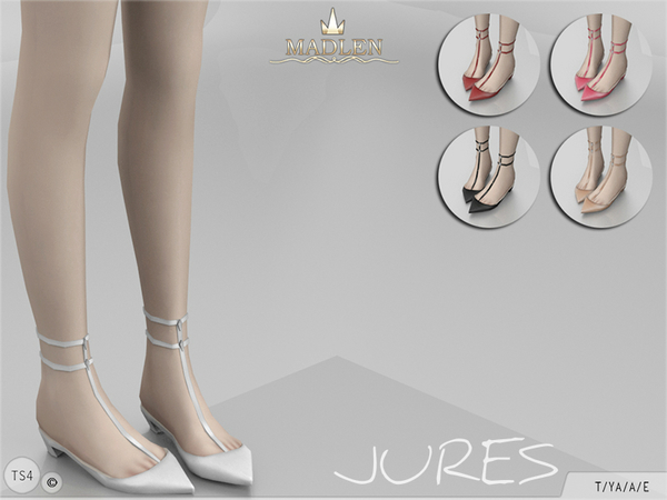 Madlen Jures Shoes by MJ95
