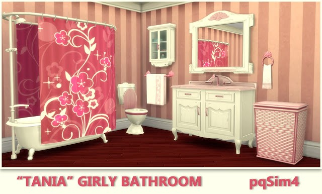 Bathroom Tania by pqSim4