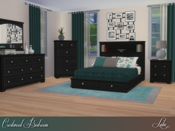 Crestwood Bedroom by Lulu265