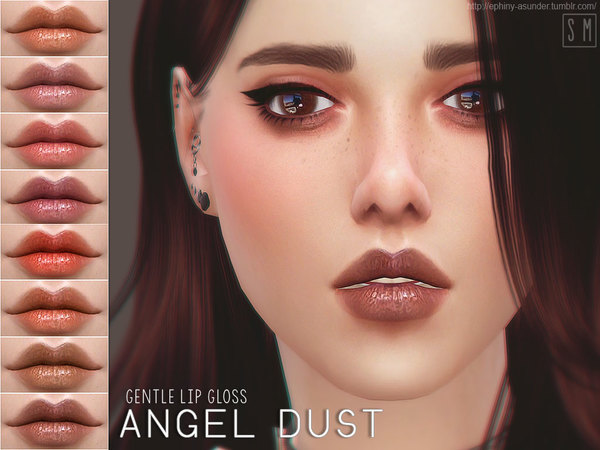 [ Angel Dust ] - Lip Gloss by Screaming Mustard