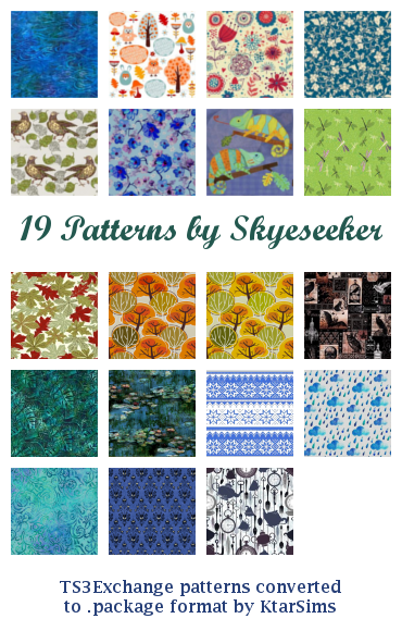 19 Patternsby Skyeseeker by ktarsims