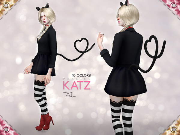 Katz Tail by Pralinesims