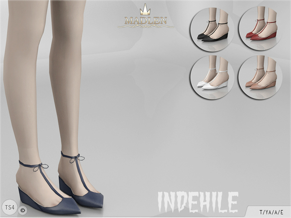 Madlen Indehile Shoes by MJ95