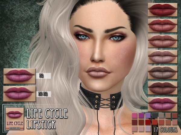 Life cycle Lipstick by RemusSirion