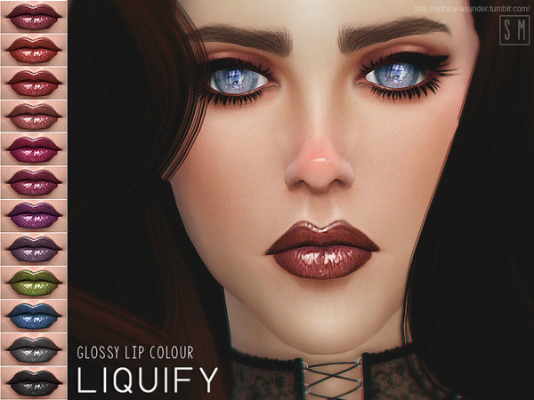 [ Liquify ] - Glossy Lip Colour by Screaming Mustard