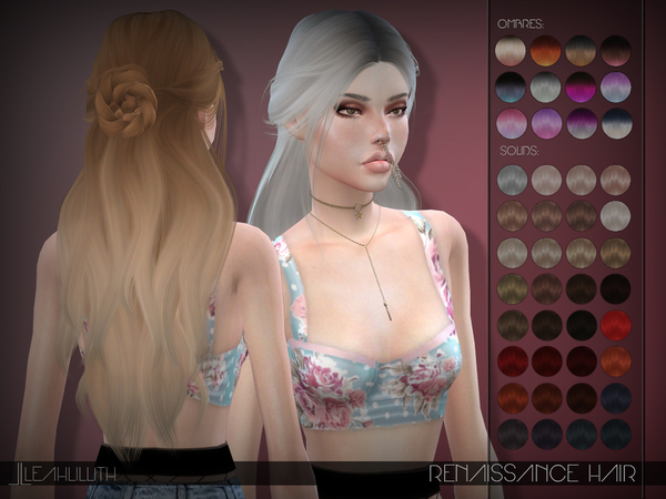 LeahLillith Renaissance Hair by Leah Lillith