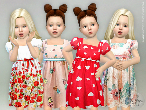 Toddler Dresses Collection P15 by lillka