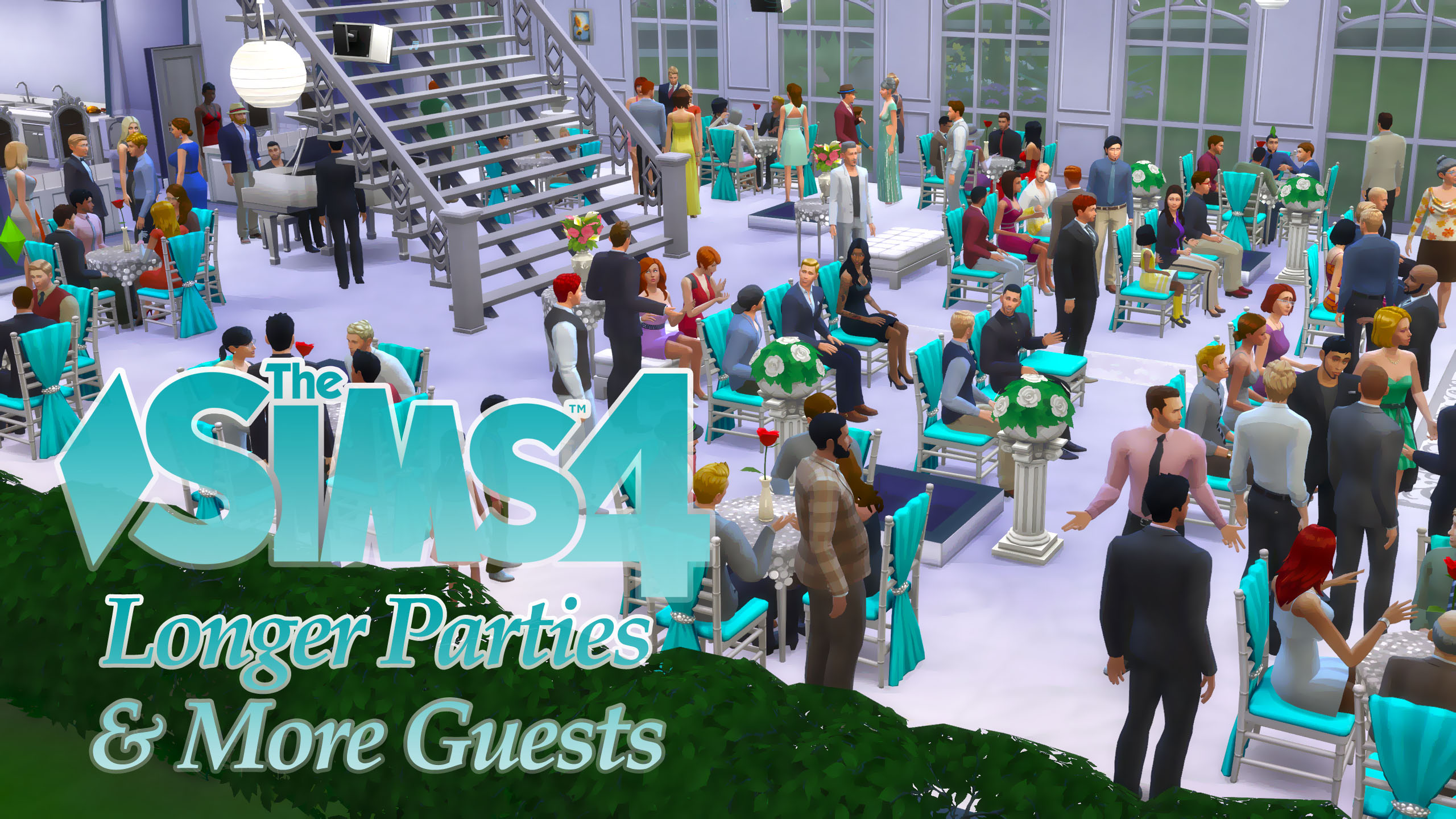 Longer Parties & More Guests by weerbesu
