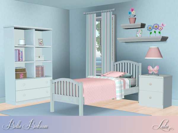 Bella Bedroom by Lulu265