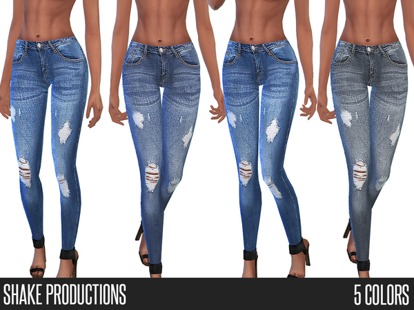 Shake Productions 66 Skinny Jeans by ShakeProductions