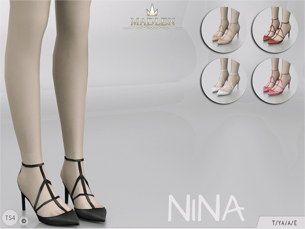 Madlen Nina Shoes by MJ95