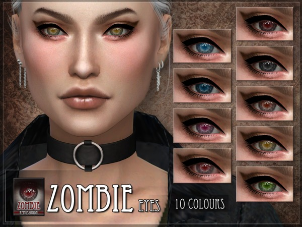Zombie Eyes by RemusSirion