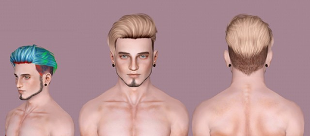 Ade - Darren by IfcaSims
