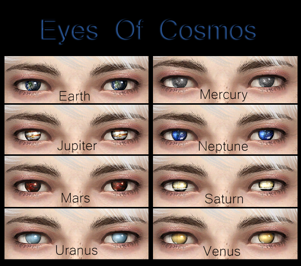 Eyes by Simquin