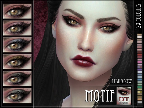 Motif Eyeshadow by RemusSirion