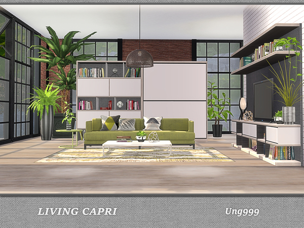 Living Capri by ung999