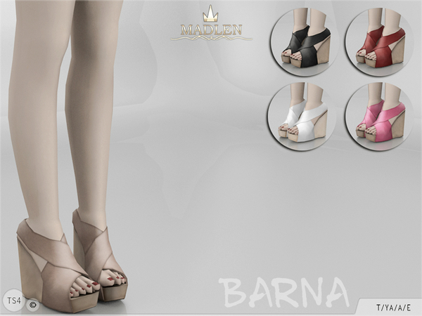 Madlen Barna Shoes by MJ95