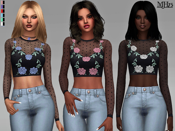 S4 Zola Tops by Margeh-75