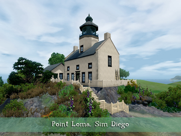 Point Loma Sim Diego by fredbrenny