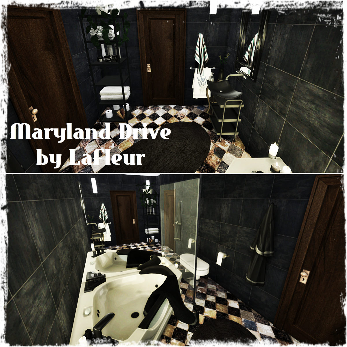 Maryland Drive by LaFleur