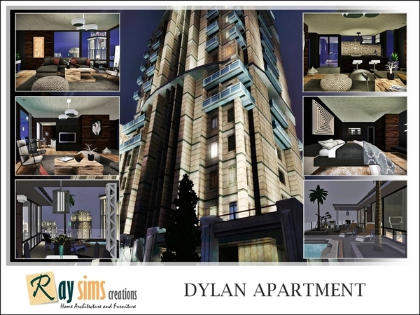 Dylan's Apartment by Ray_Sims