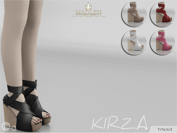 Madlen Kirza Shoes by MJ95