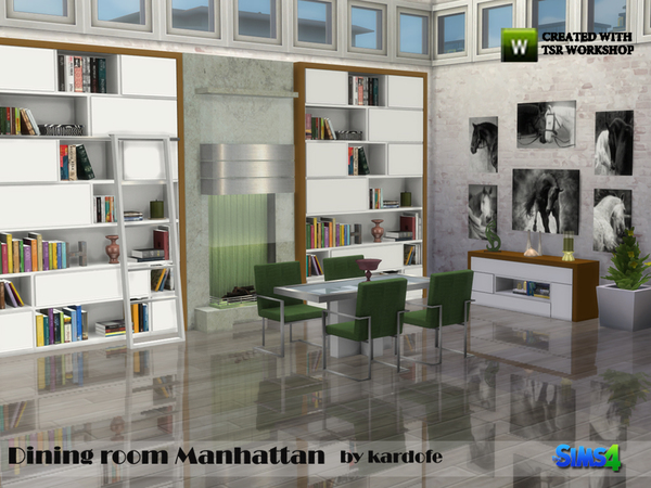 kardofe_Dining room Manhattan