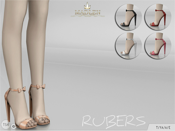 Madlen Rubers Shoes by MJ95
