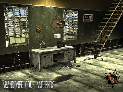 Abandoned Odds and Ends by AbandonedSims