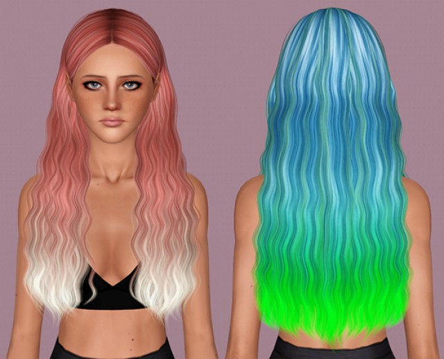 Cazy - Marion by IfcaSims