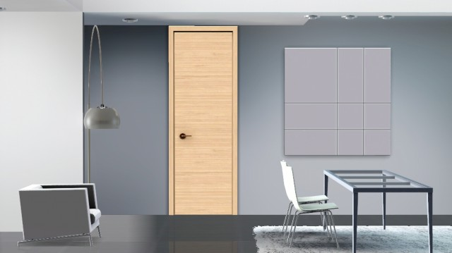 Full-height Door by Federico