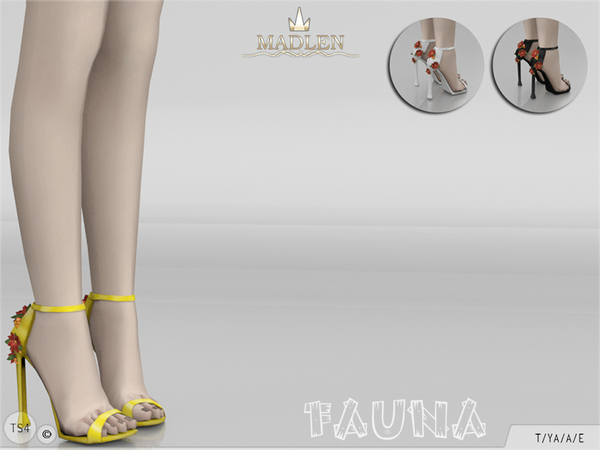 Madlen Fauna Shoes by MJ95