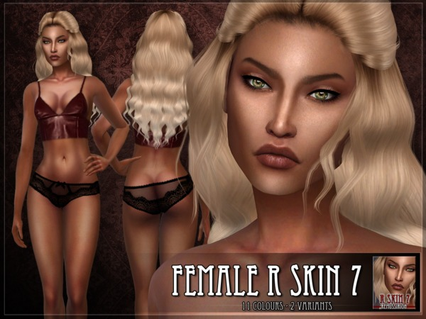 R skin 7 - FEMALE by RemusSirion