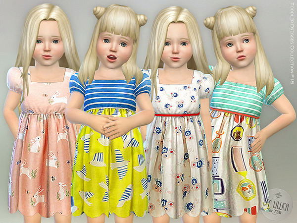 Toddler Dresses Collection P18 by lillka