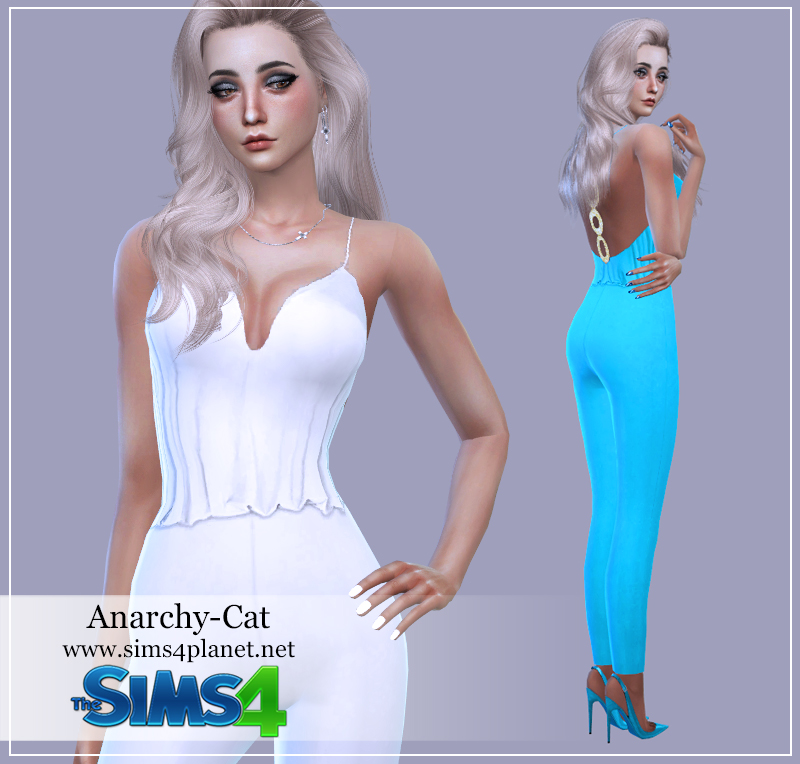 Clothing for females #Varvara by Anarchy-Cat