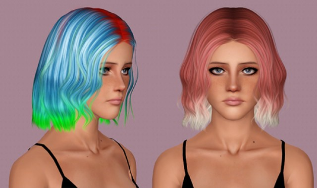 Anto - Madison by IfcaSims