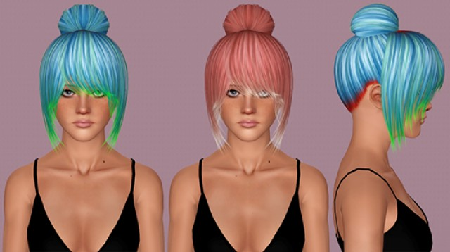 Ade - Beatrix by IfcaSims