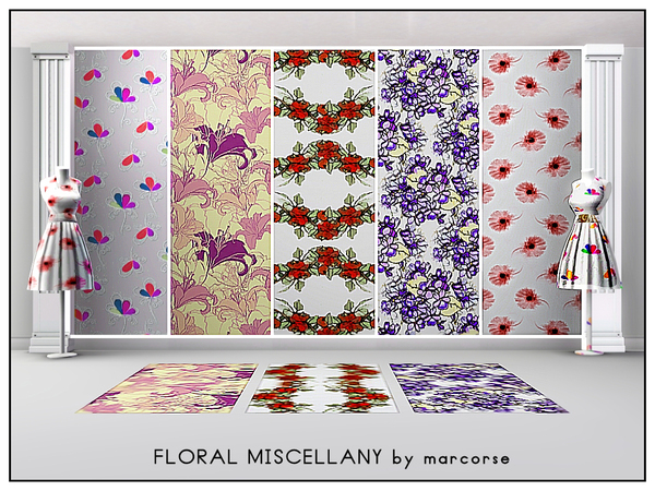 Floral Miscellany_marcorse