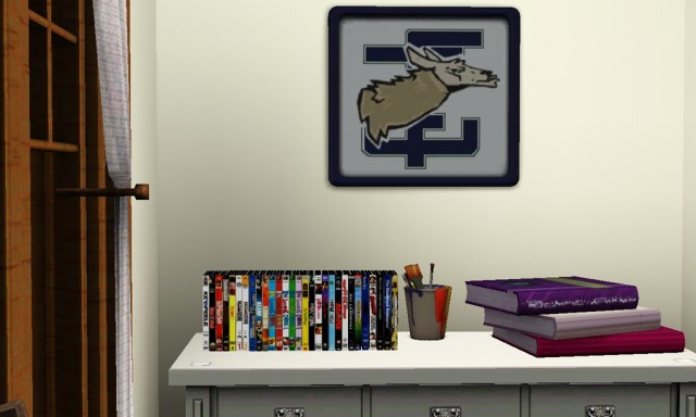 Gregory DVDs Deco by simplysickandtired