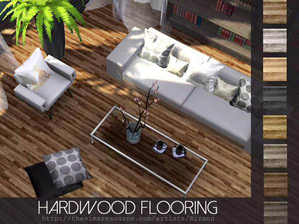 Hardwood Flooring by Rirann