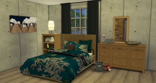 TS3 Dover Bedroom Set Conversion by Chilli
