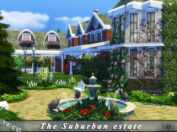 The Suburban estate by Danuta720