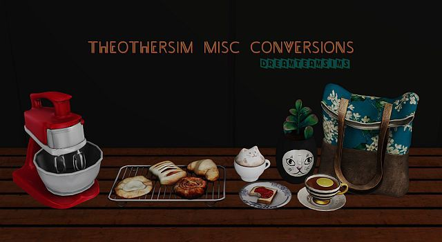 Misc Conversions от DreamTeamSims