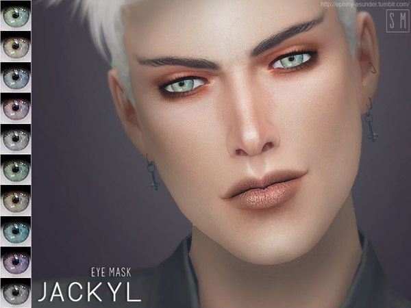 [ Jackyl ] - Eye Mask by Screaming Mustard